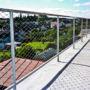Zábradlí na terase, Žďár nad Sázavou