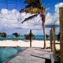 Protihurikánové ochranné a dělící sítě, Türk & Caicos (Karibik)