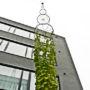 Vertical zeppelins for greenery 3/5, Prague 5 - Stodulky