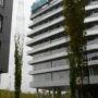 Vertical zeppelins for greenery 4/5, Prague 5 - Stodulky
