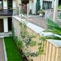 Greening systems in the garden of the family house 2/2, Prague - Podoli