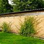 Vegetation wall for timber constructions, Kozli u Orlika