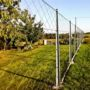 Cemetery fence, Ladna