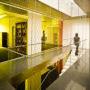 Interior staircase for LASAK company 2/2, Prague