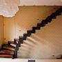 The staircase in the family house, Velke Bilovice