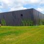 The green nets at the warehouse I., Humpolec – Komorovice
